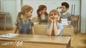 Class of '86 by Edheldil3D