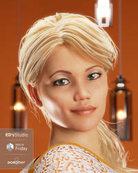 Dorothy 8 in store now! by Edheldil3D