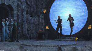 Stargate: Open Doors!