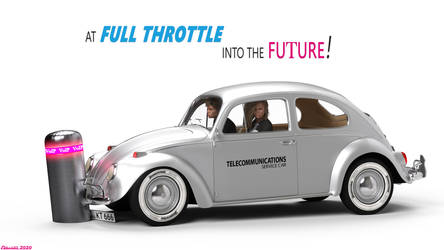 At Full Throttle into the Future!