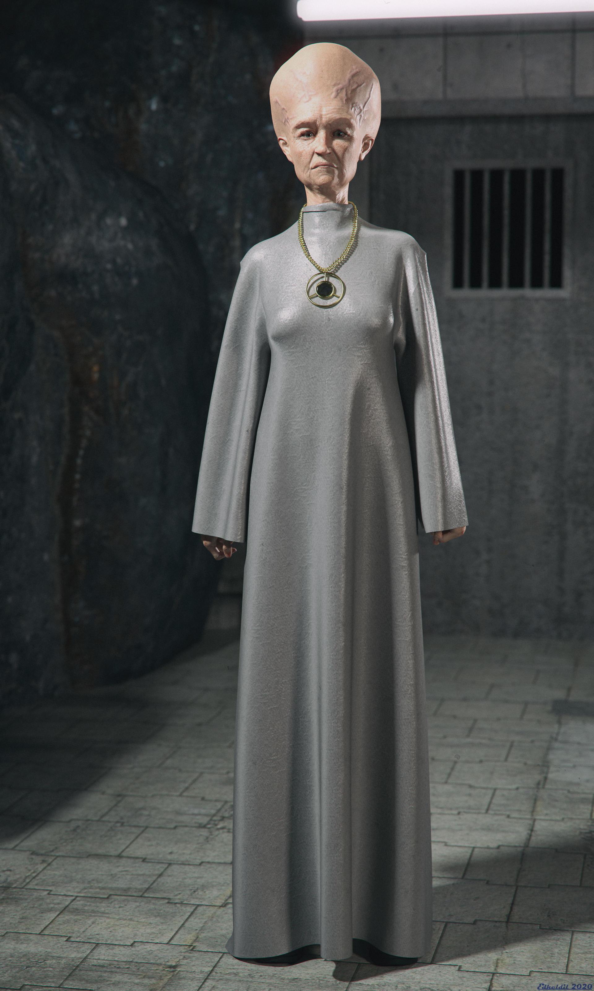 Talosian Woman