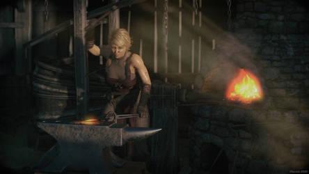 The Blacksmith!