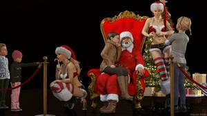 Bad Santa Elves