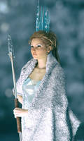 The white witch!