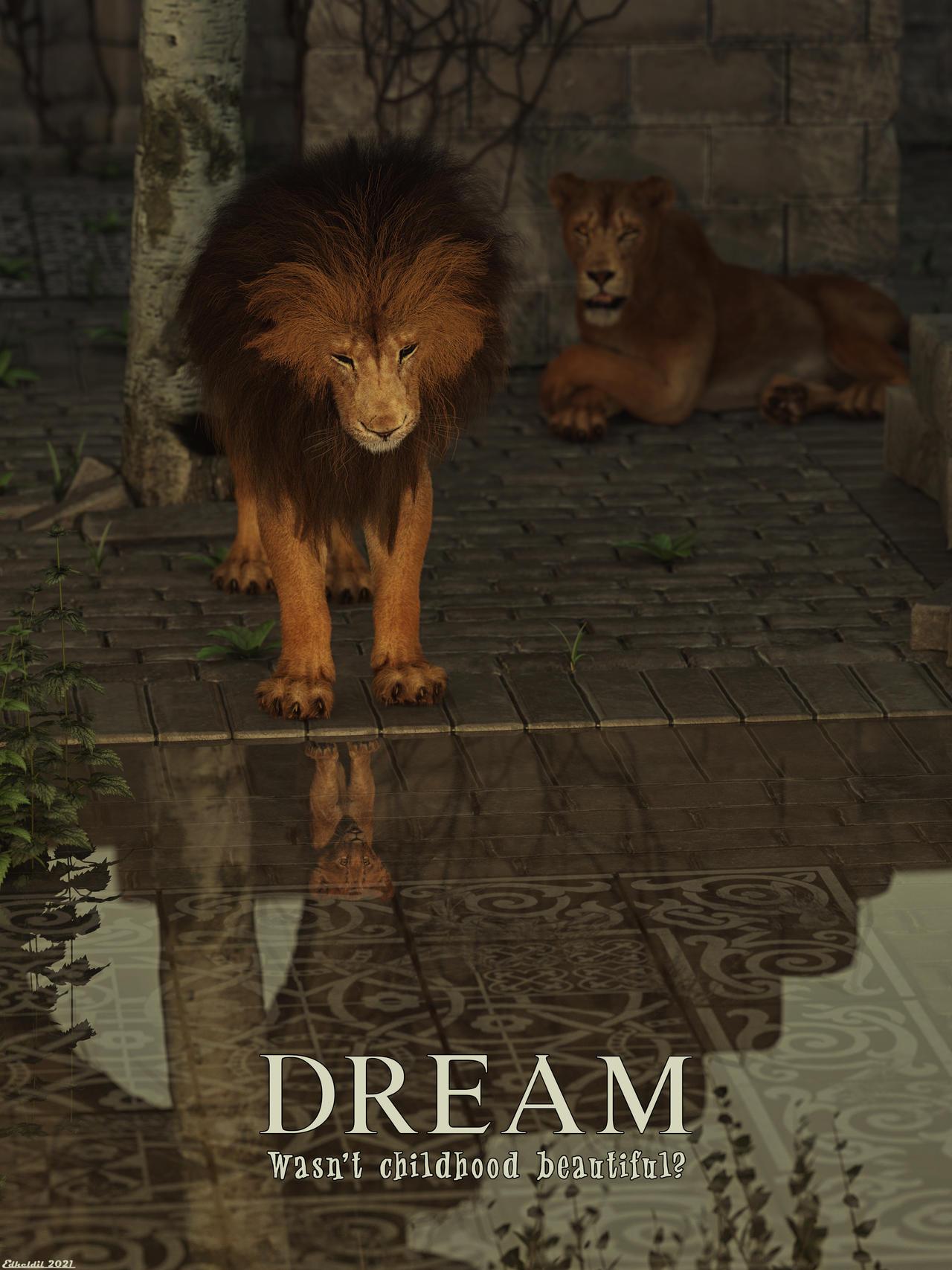 Dream of childhood!