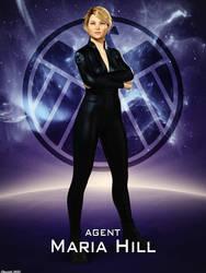 Multiverse (Earth 1409):  Agent Maria Hill