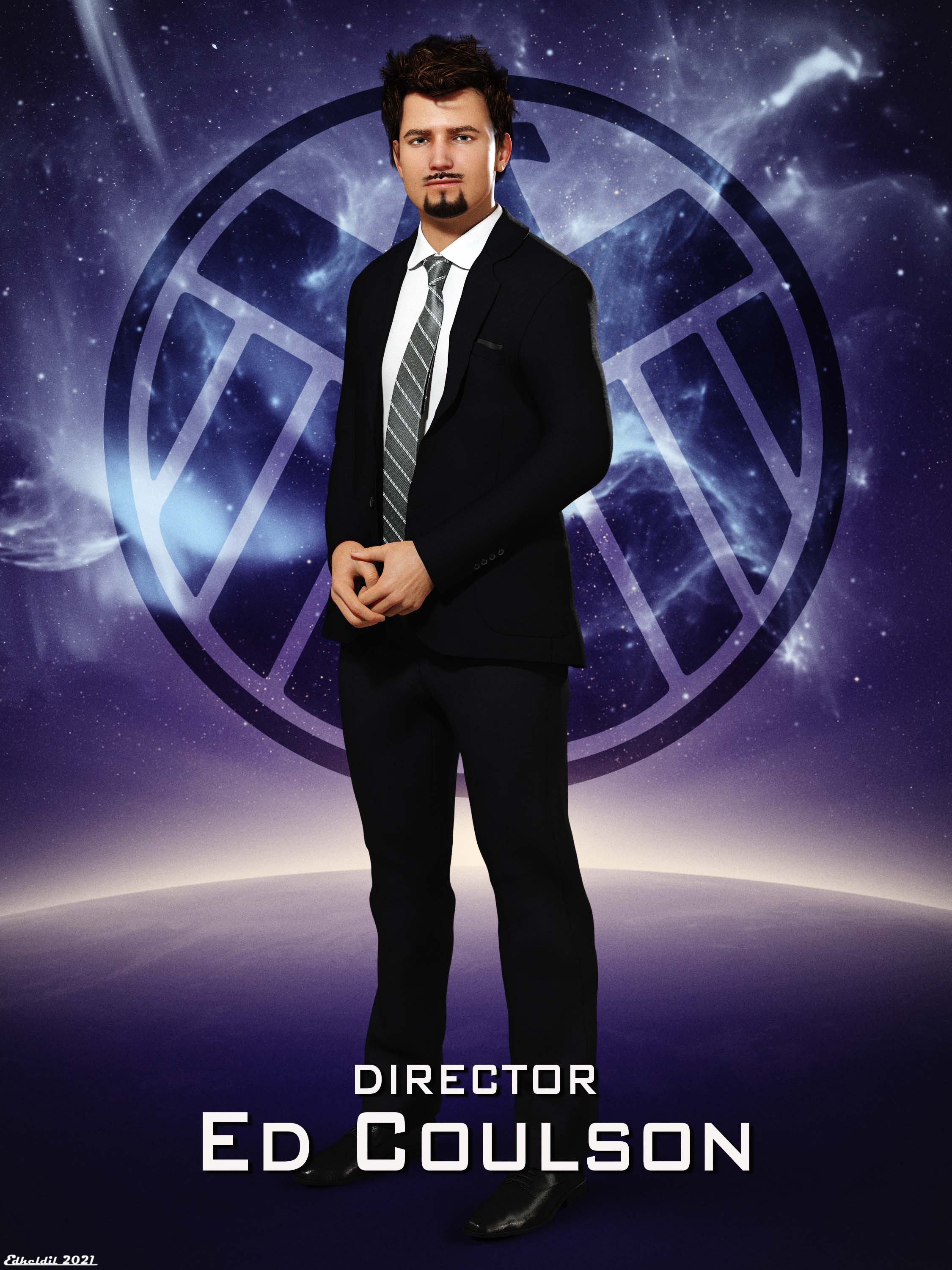 Multiverse (Earth 1409): Director Ed Coulson