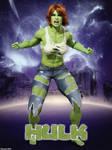 Multiverse (Earth 1409): Hulk by Edheldil3D