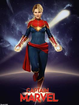 Multiverse (Earth 1409): Captain Marvel