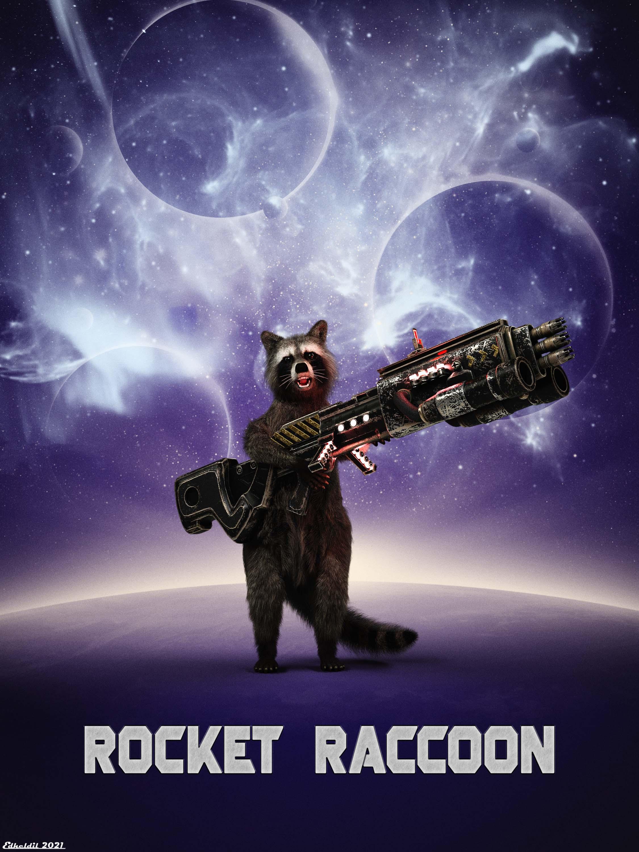 Multiverse (Earth 1409): Rocket Raccoon