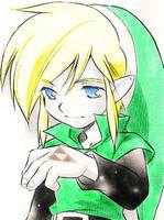 Legend Of Zelda - Link by Lunatia