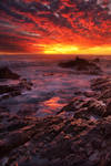 Intense Sunset by prperold