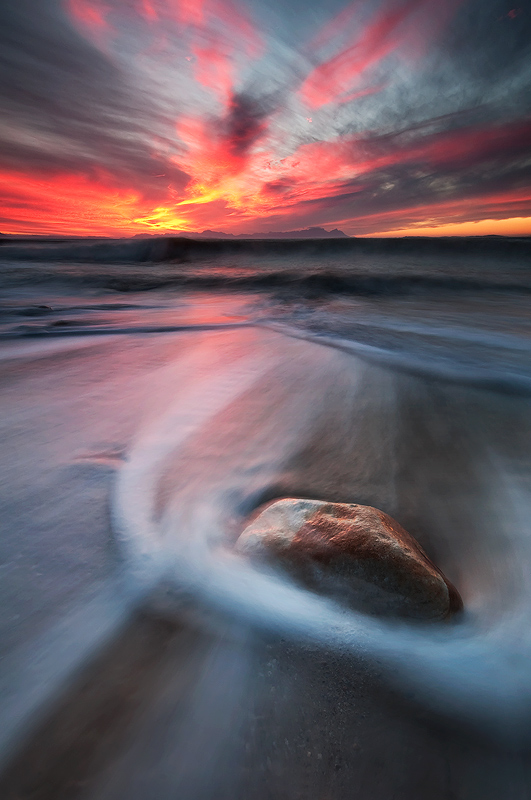 The Ocean's Pull by prperold