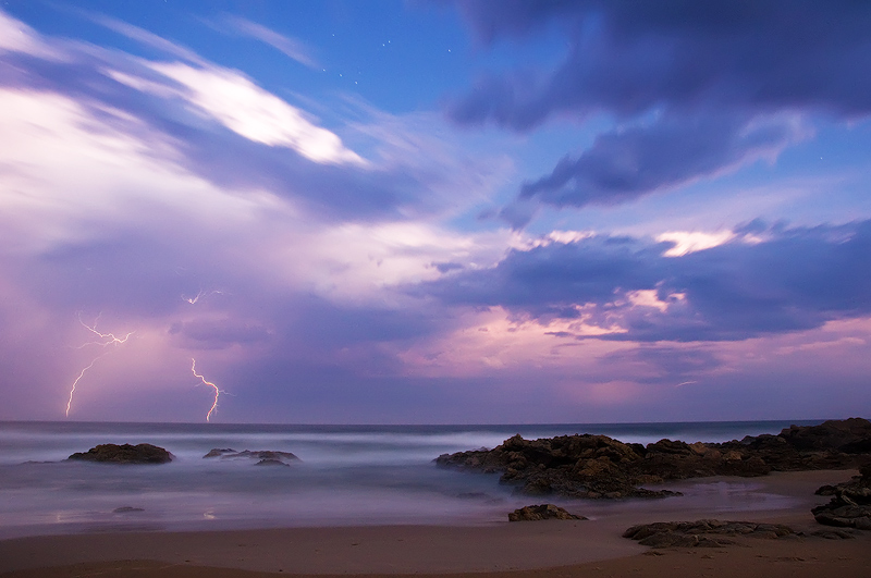 Distant Thunder by prperold
