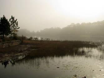 Morning on the Lake by CanoeGuru