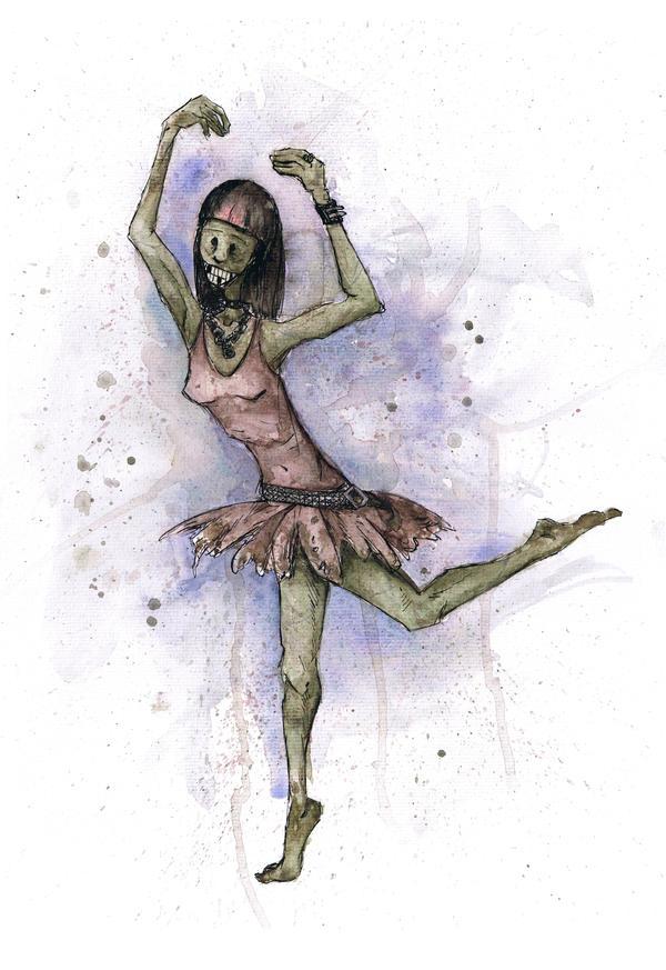 Zombie by Laa-Laa