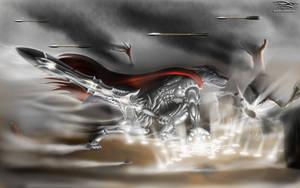 Sorcerer of Battle by Unreal-Forever