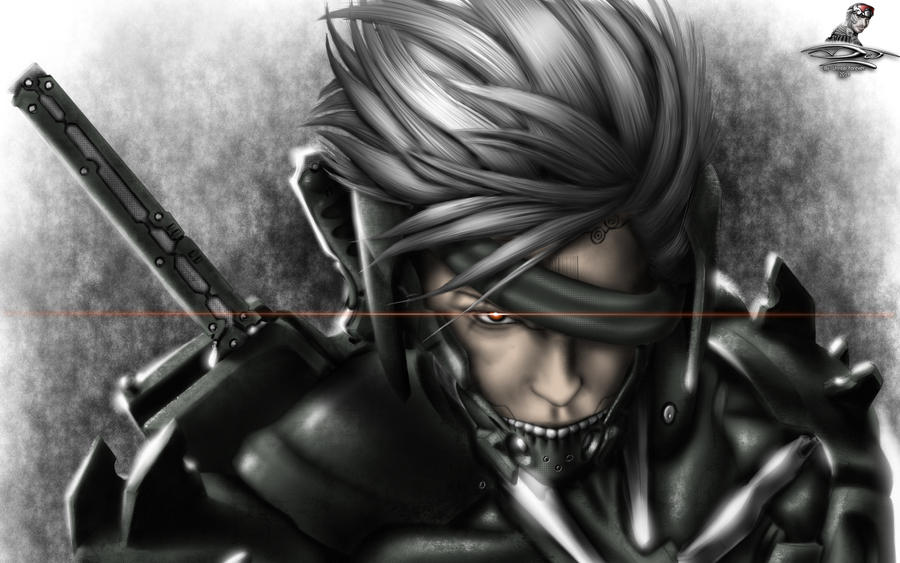 Metal Gear - Rising Revengeance - Raiden by Unreal-Forever