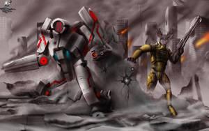 Mass Effect - The Leader