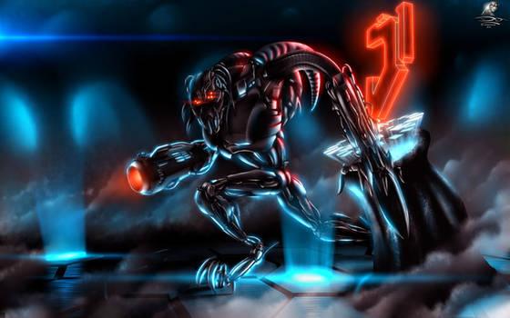 Predator Invader - Concept- NanoFoX Project