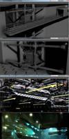 Gaus Test Facility - MultiWIPs v3 -NanoFoX Project