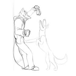 You like this? - Sketch-WIP by Unreal-Forever