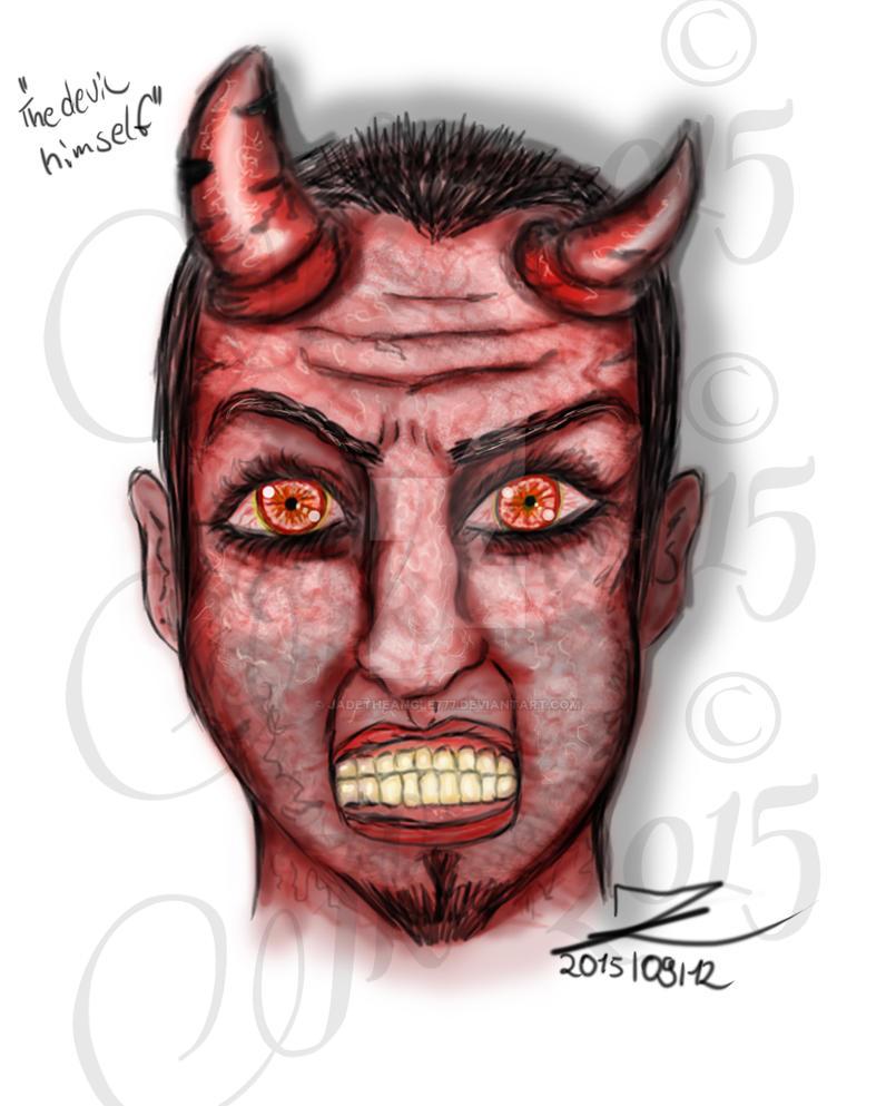 The devil himself by JadeTheAngle777