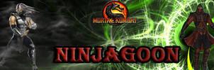 Mortal Kombat Sig by NinjagoonDA