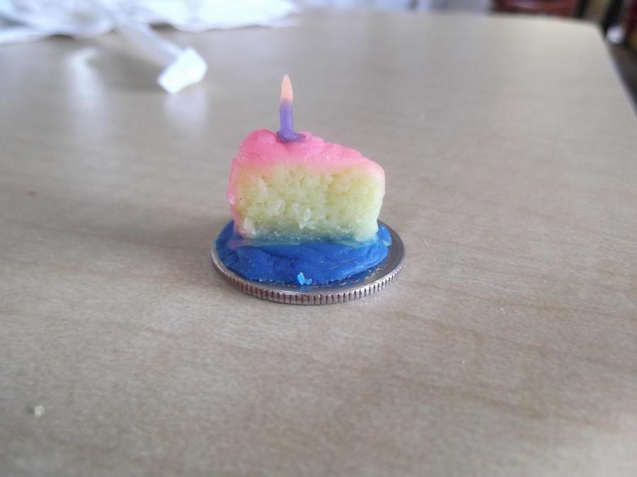 Tiny Birthday Cake Bessemsthielens