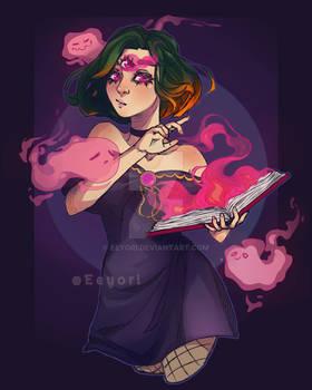 Ghastly Witch