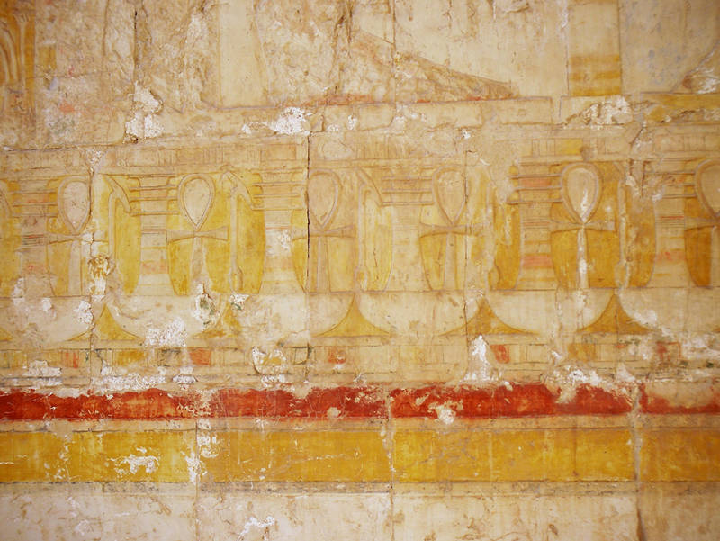 Egyptian temple wall 8 by jaqx-textures