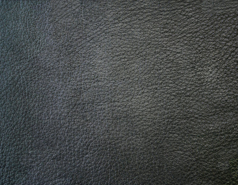 Black Leather Fabric Texture Leather black 3 by jaqx-