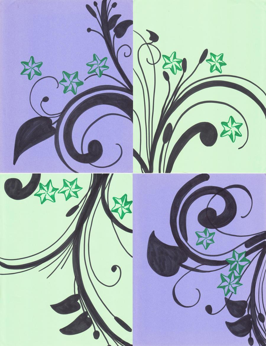 Swirls by tarorae