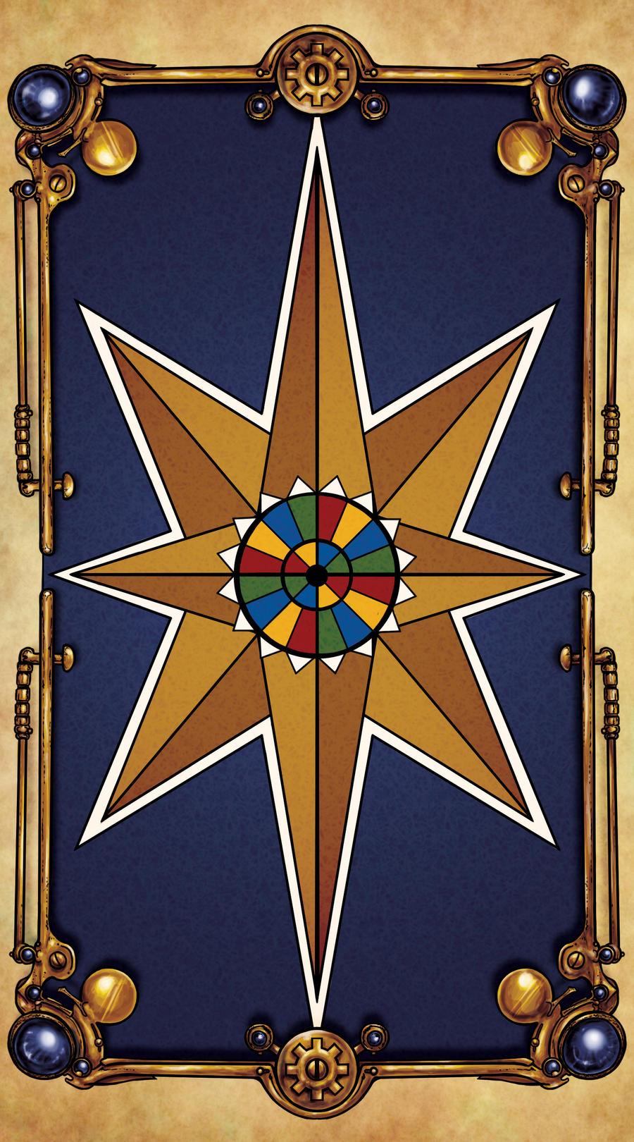 Uphelios Tarot Reverse By Tarorae On DeviantArt