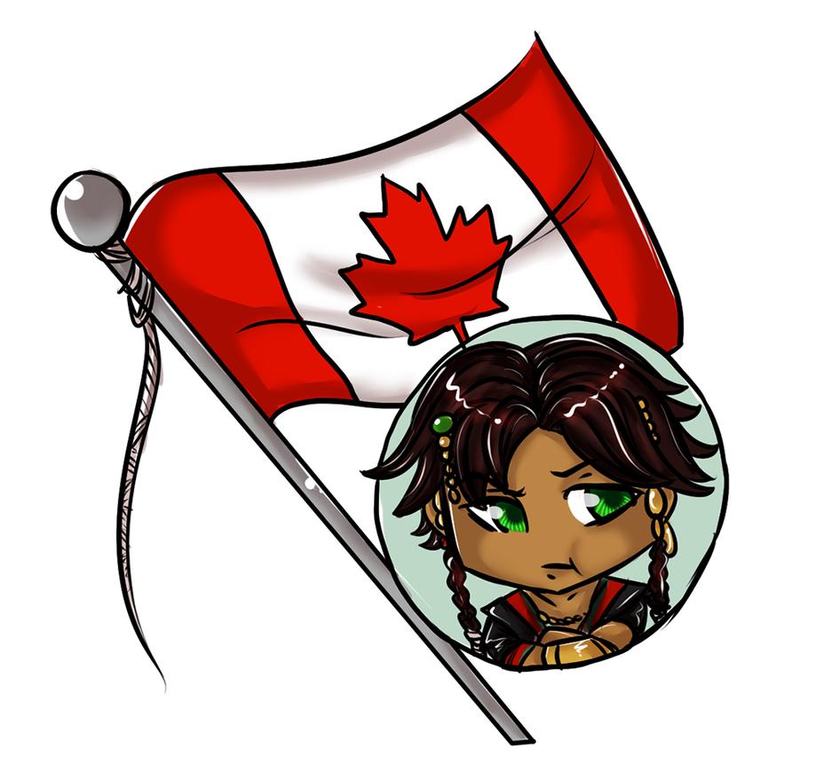 Gun Goes to Canada by tarorae