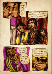 Weaponry Chapter 7: Weigh Anchor - 19 by tarorae