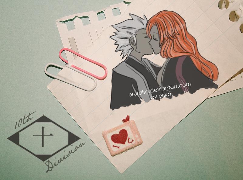 HitsuMatsu: Forbidden Love by EruRaito