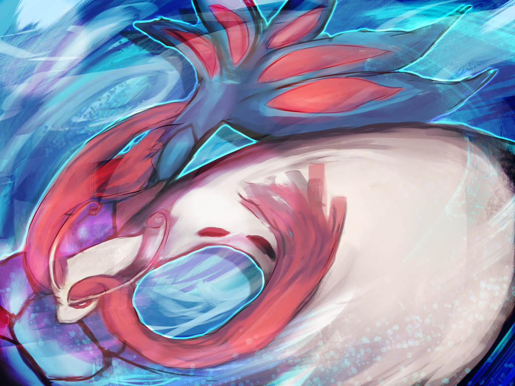 Milotic by HiroSuji