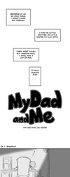 My Dad and Me Chapter 1 by VulcanEnki