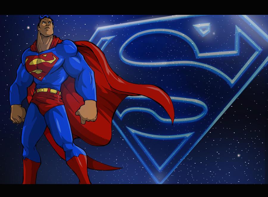 Superman by Misterho