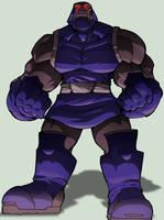 The Darkseid by Misterho