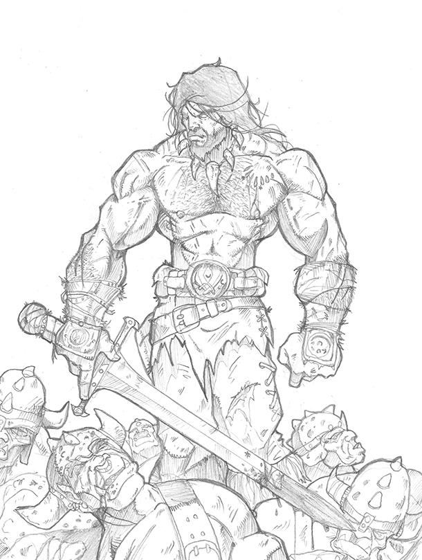 Goblin  Killer by Misterho