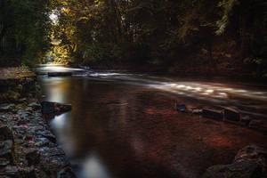 La riviere tranquille