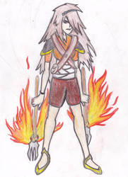 sibling student fire by daelan9999