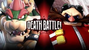 Bowser vs Eggman (Nintendo VS Sega)