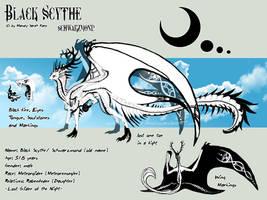 Ref Sheet -Black Scythe- by Shadow-of-Destiny