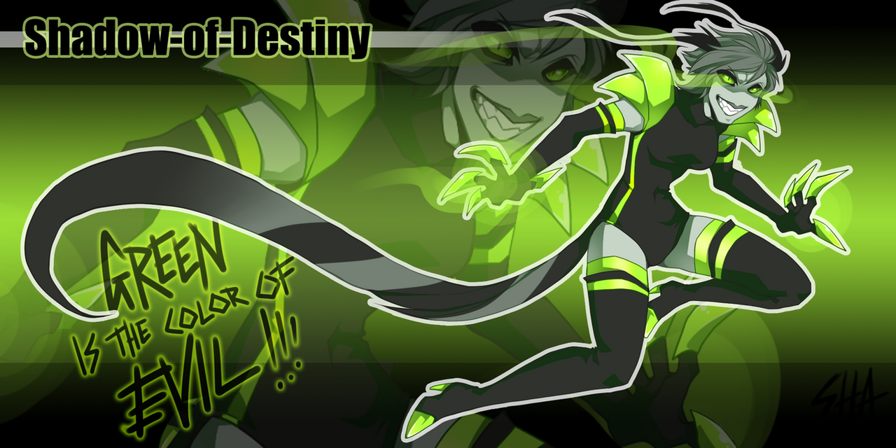 Shadow-of-Destiny's Profile Picture