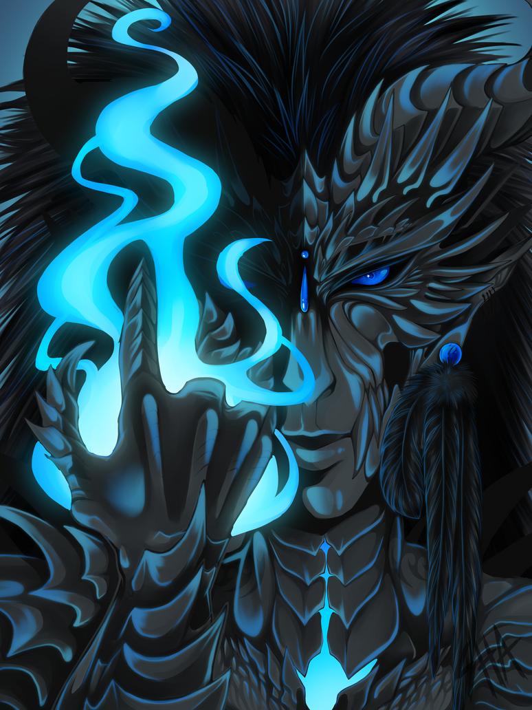 Shaman by Shadow-of-Destiny