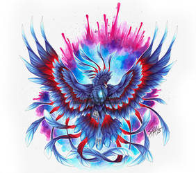 Phoenix - FireXIce by ShaBiest