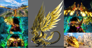 Riders of Icarus - Exalted Wrath Wyvern